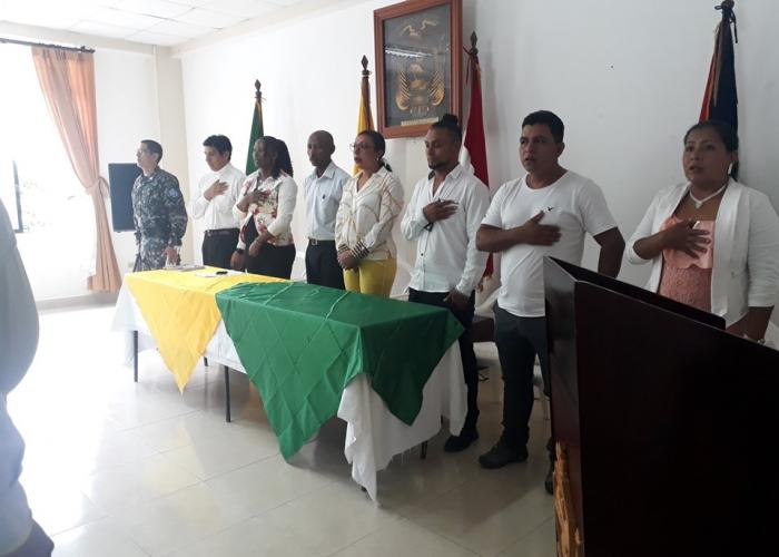 POSESIÓN DE LA NUEVA ADMINISTRACIÓN 2019 - 2023