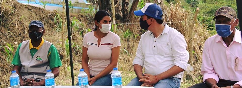 INAGURACION DE LA PLANTA DE TRATAMIENTO DE AGUAS